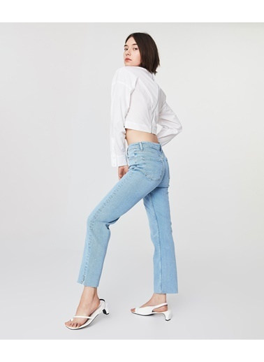 Twist Jean Pantolon Mavi